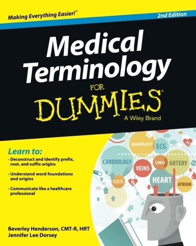 5 Best Medical Terminology Books for Beginners (2019 Review)