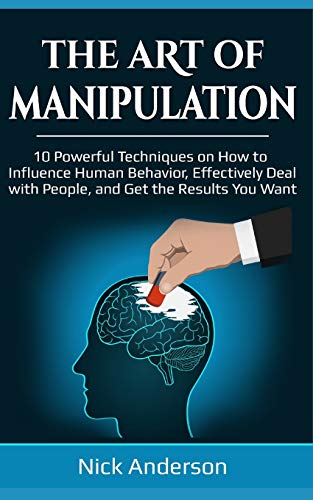 Books About Influence And Manipulation