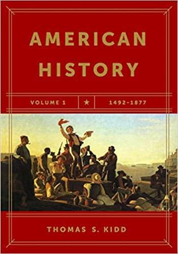 American History, Volume 1 1492-1877