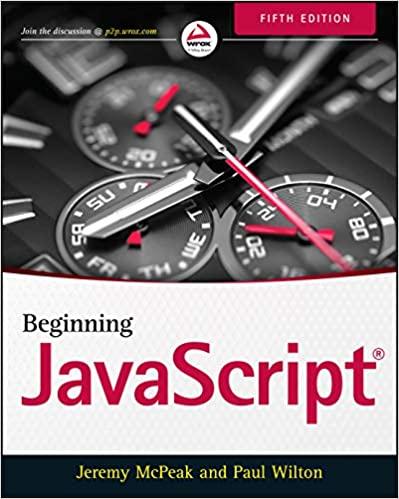 Beginning JavaScript