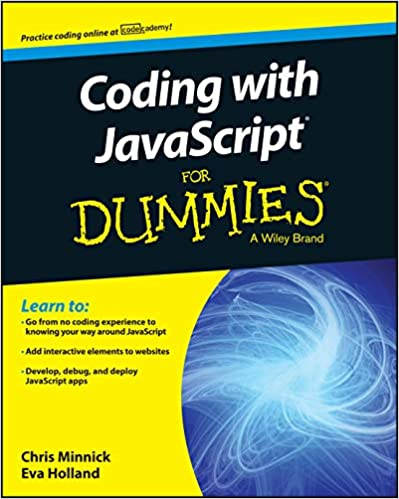 Coding with JavaScript For Dummies (For Dummies Series)