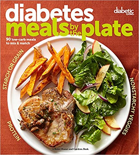 Diabetic Living Diabetes Meals by the Plate 90 Low-Carb Meals to Mix & Match