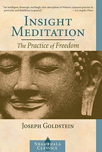 Insight Meditation A Psychology of Freedom (Shambhala Classics)