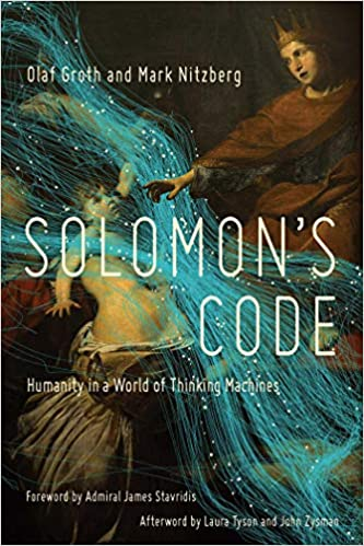 Solomon's Code Humanity in a World of Thinking Machines