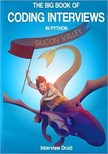 The Big Book of Coding Interviews in Python, 3rd Edition