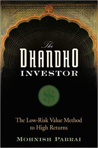 The Dhandho Investor The Low-Risk Value Method to High Returns