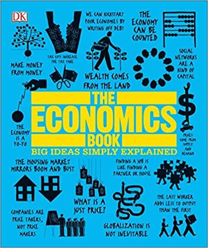 The Economics Book Big Ideas Simply Explained
