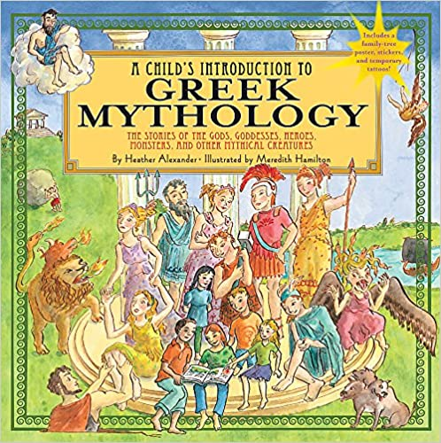 A Child's Introduction to Greek Mythology