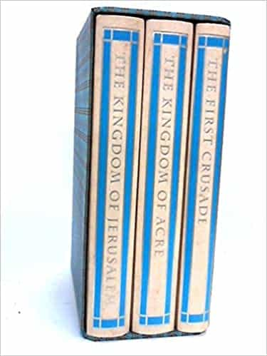 A History of The Crusades, 3 Volume Set