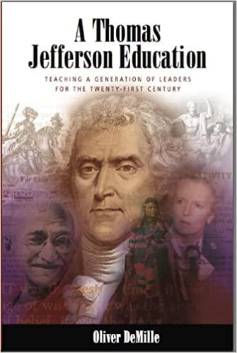 A Thomas Jefferson Education