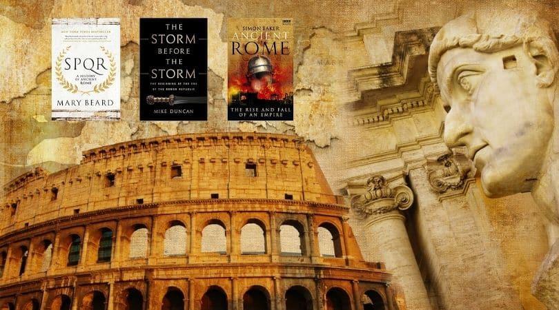 Best-Roman-History-Book