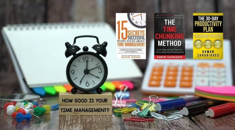 Best-Time-Management-Book
