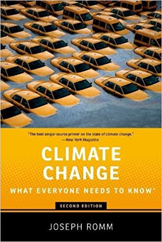 Climate Change What Everyone Needs to Know