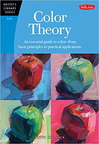 Color Theory An essential guide to color-from basic principles to practical applications (Artist's Library)