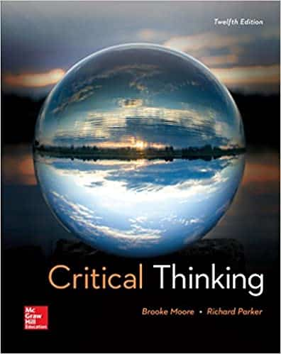 Critical Thinking 12th Edition