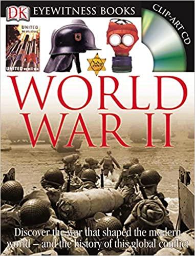 DK Eyewitness Books World War II