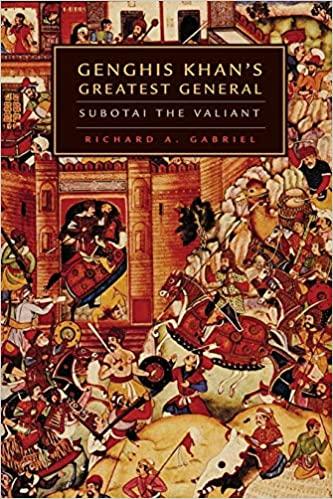 Genghis Khan's Greatest General