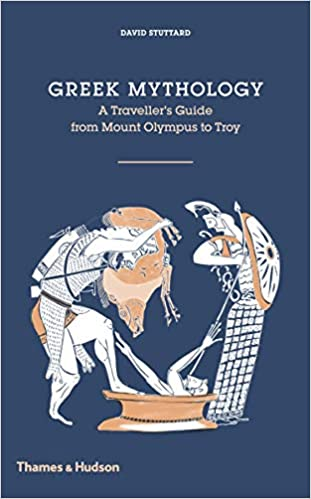 Greek Mythology A Traveler's Guide