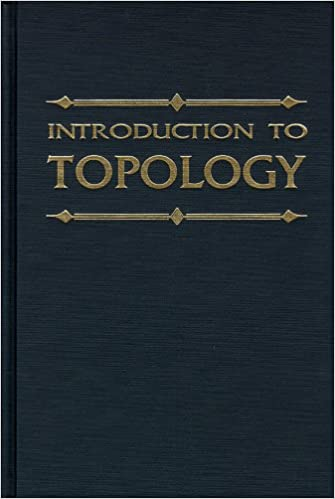 Introduction to Topology 1