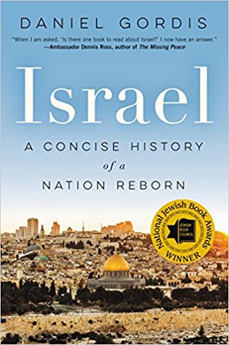 Israel A Concise History of a Nation Reborn