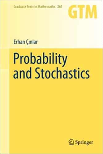 Probability and Stochastics (Graduate Texts in Mathematics, Vol. 261)