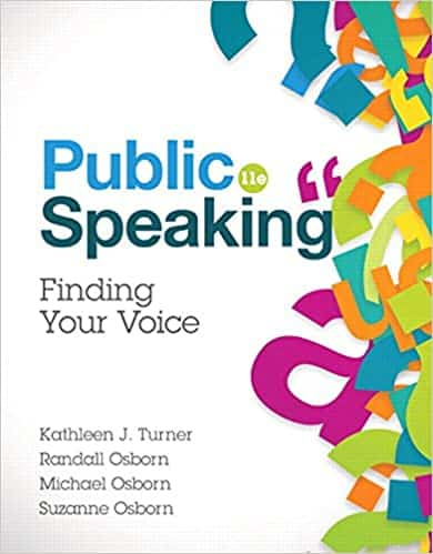 Public Speaking (11th Edition)