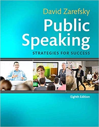 Public Speaking Strategies for Success (8th Edition)