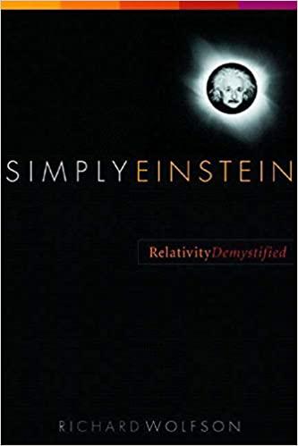 Simply Einstein Relativity Demystified