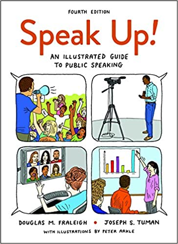 Speak Up! An Illustrated Guide to Public Speaking