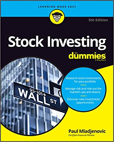 Stock Investing For Dummies, 5th Edition