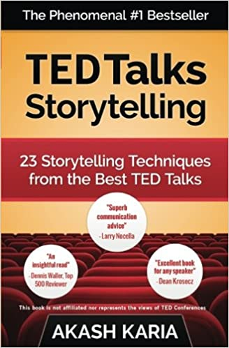 TED Talks Storytelling 23 Storytelling Techniques from the Best TED Talks