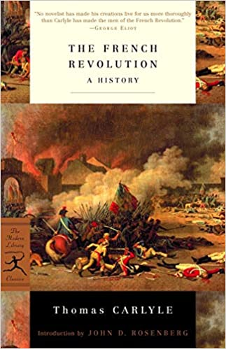 The French Revolution A History (Modern Library Classics)
