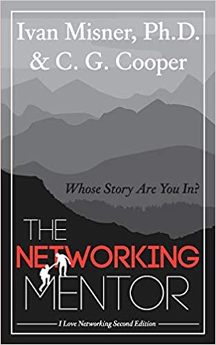 The Networking Mentor Whose Story Are You In.