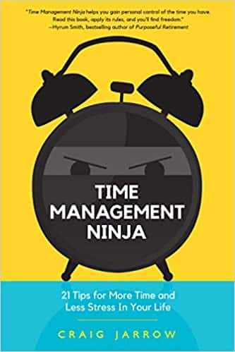Time Management Ninja 21 Rules for More Time and Less Stress in Your Life