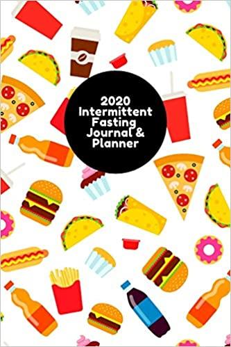 2020 Intermittent Fasting Journal & Planner