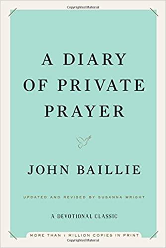 A Diary of Private Prayer