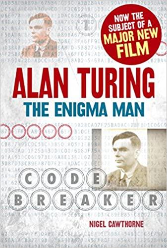 Alan Turing The Enigma Man