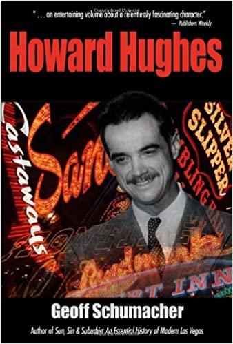 Howard Hughes Power, Paranoia & Palace Intrigue