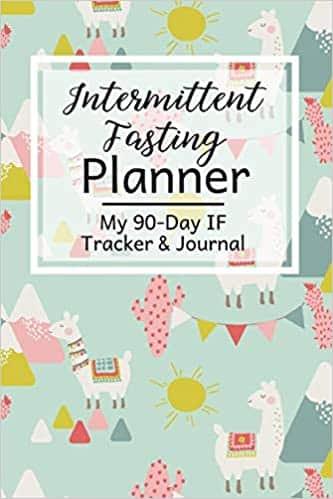 Intermittent Fasting Planner