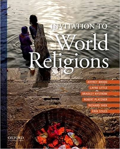 Invitation to World Religions 3rd Edition