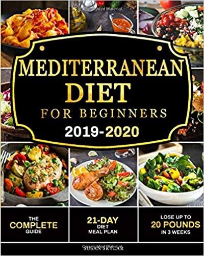 Mediterranean Diet for Beginners 2019-2020