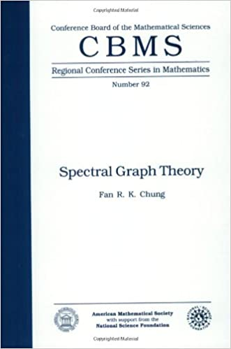 Spectral Graph Theory (CBMS Regional Conference Series in Mathematics, No. 92)