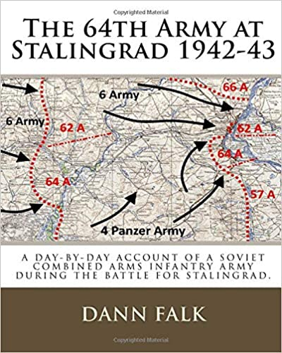 The 64th Army at Stalingrad 1942-43