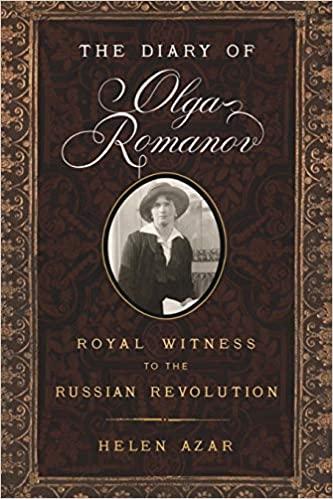 The Diary of Olga Romanov