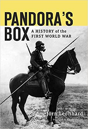 Pandoras Box History of the First World War