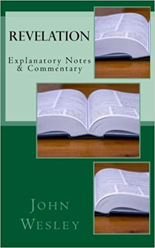Revelation Explanatory Notes & Commentary