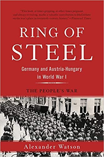 Ring Steel Germany in Austria Hungary World