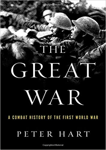 The Great War A Combat History of the First World War