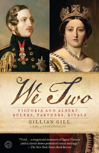 We Two Victoria and Albert Rulers, Partners, Rivals
