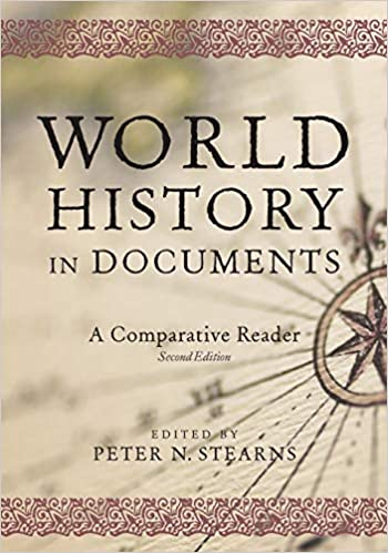 World History in Documents A Comparative Reader